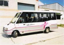 Autocares Blanco | Flota 19 Plazas