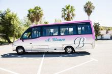 Autocares Blanco | Flota 26 Plazas
